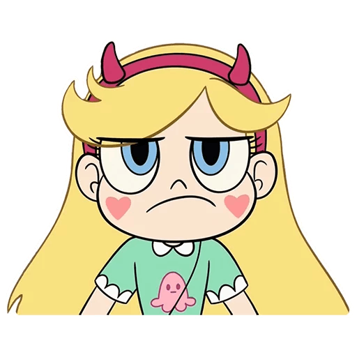 Star Vs The Forces Of Evil Stickers Set For Telegram